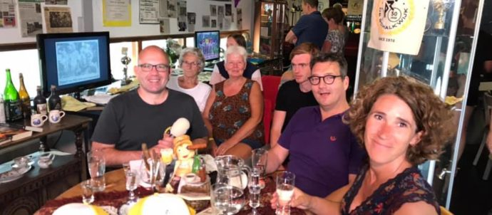 Ons Tourcafé Tour de Schalkwijk